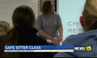 Safe Sitter Course Helping Teens Become Confident Baby Sitters