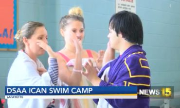 DSAA offers swim camp for those with special needs