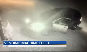 Suspect Wanted In Vending Machine Theft