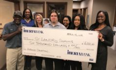 IBERIABANK Makes Donation to Support Rebuilding of St. Landry Parish Churches