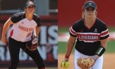 Louisiana's Dalton, Ellyson Sweep Community Coffee Sun Belt Softball Weekly Honors