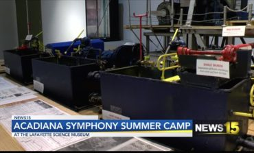 Acadiana Symphony Hosts 3rd Annual Camp Cosmos