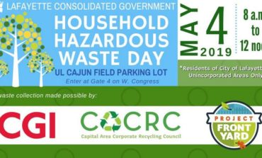 Household Hazardous Waste Day is May 4