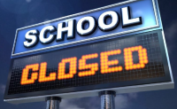Severe Weather Threat Prompts School Closures