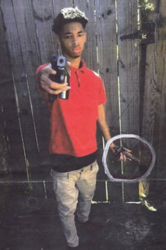 Arnaudville PD Seeks Assistance In Identifying Person Of  Interest