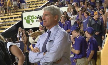 LSU Athletic Director Joe Alleva Moving to New Role at LSU