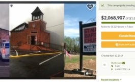 St. Landry Churches Fundraising Update