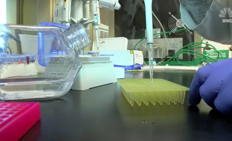 St. Jude Research Shows Promise For ALS Patients
