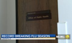 2019 Flu season runs long, breaks record