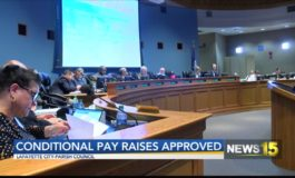 Lafayette City-Parish Council Approves Conditional Pay Raises For Police, Fire and Municipal Workers