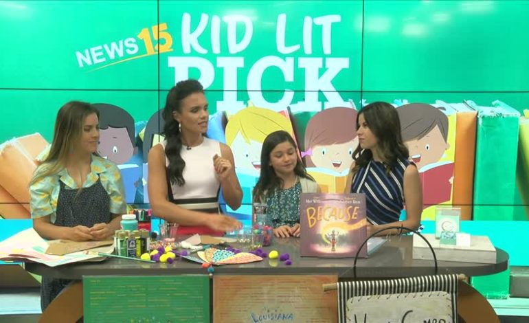 News 15 KidLit Picks With Author Aly and Guest Hannah Gumbo Pt.1