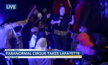 Paranormal Cirque Hits Lafayette