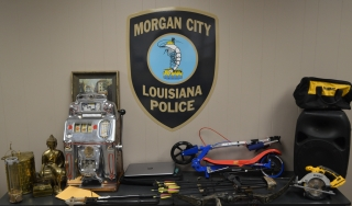 MCPD: Traffic Stop Leads to Recovery of Stolen Property