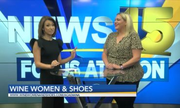Shop And Sip At Wine Women And Shoes