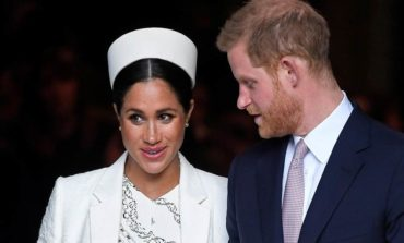 Meghan Markle, Duchess of Sussex, Goes Into Labor with First Baby