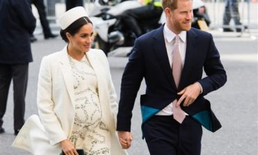 Meghan Markle and Prince Harry Welcome Baby Boy, The Couple's First Child