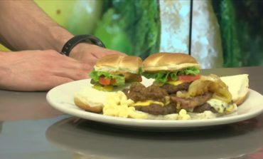 Everything Is Possible With A Broaddus Burger
