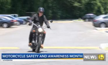 Governor Edwards declares May as Motorcycle Safety and Awareness Month