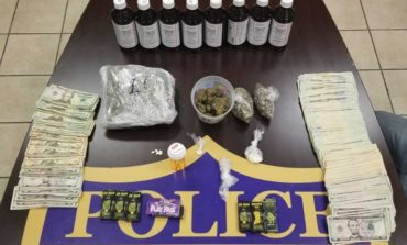 Crowley Police Make Large Bust on Search Warrant