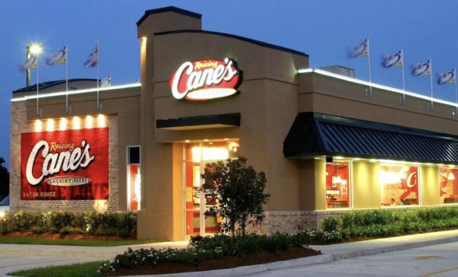 Two Acadiana Raising Cane's Restaurants Named Best in the Company