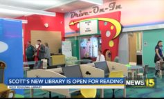 West Regional Library Open For Reading