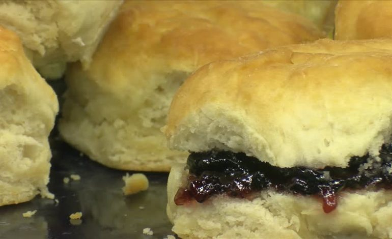 For National Buttermilk Biscuit Day Warm Up With Biscuits From Ton's Drive In