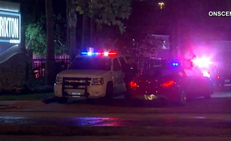 Woman shot and killed outside her apartment complex by officer in Baytown, Texas