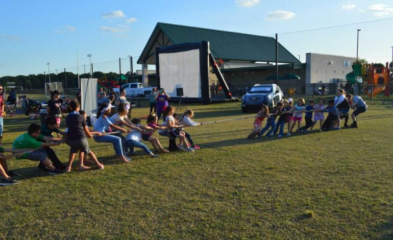 Macaroni Kid and St. Julien Park hosts last Spring Series of Movies in the Field