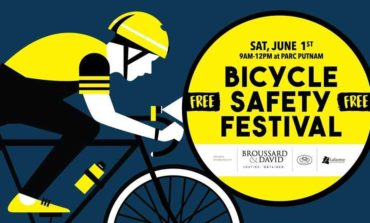 Bicycle Safety Festival Partners with Summer Reading Kickoff Celebration