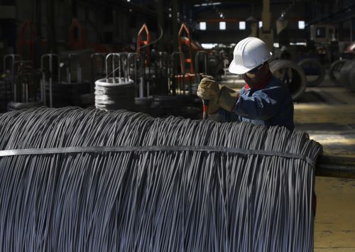 U.S. and Canada reach deal to lift steel and aluminum tariffs