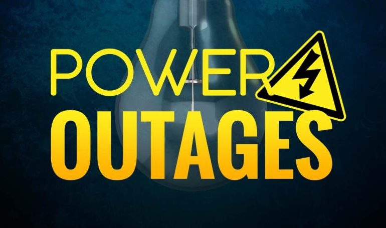 Update on Power Outages in Breaux Bridge