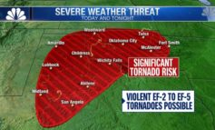 Tornado Threat Looms
