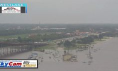 Strong Winds Causing Coastal Flooding Across SWLA