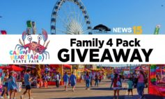 We're giving away Cajun Heartland State Fair tickets!