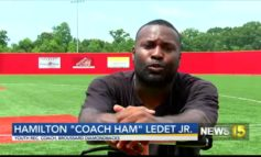 Youth baseball coach helps players hit home runs on and off the field