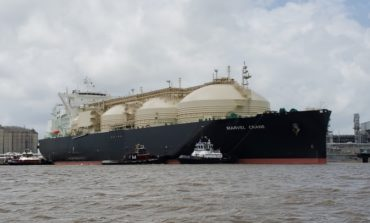 Coast Guard authorizes carriage of liquefied natural gas on Marvel Crane in Hackberry