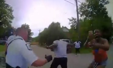 Body Cameras Capture Controversial Police Punch