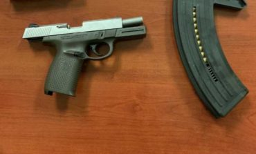 OPD: 16-year Old Arrested For Carrying A Firearm