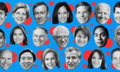 DNC names 20 candidates who will appear on stage for first Democratic debate
