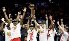 Toronto Raptors beat Golden State Warriors for first NBA title