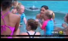 Local swimming instructor fights drowning statistics