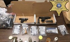 St. Mary Parish Sheriff's Office arrest one in connection with drugs and handguns seizure