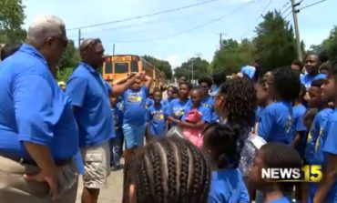 Baton Rouge kids visit Franklin to witness story of tragedy turned triumph