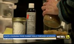 Inaugural South Louisiana Food Summit Rolls Through Acadiana