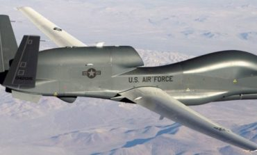 U.S. drone shot down by Iran in international space, U.S. officials say