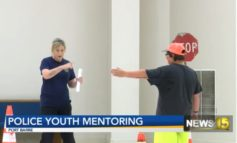 Port Barre Police mentor local youth during week-long program