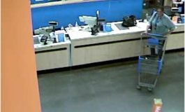 Ville Platte Police Department Attempting to Identify Theft Suspect