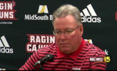 Former Ragin Cajun Baseball Players Shaken By News Of Coach Robichaux's Heart Attack