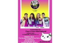 Local kid's mascot and author, Alysson Foti Bourque, to open KIDZ BOP WORLD TOUR 2019