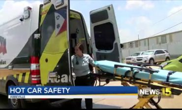 Abbeville infant rescued from hot car, first responders share helpful reminders